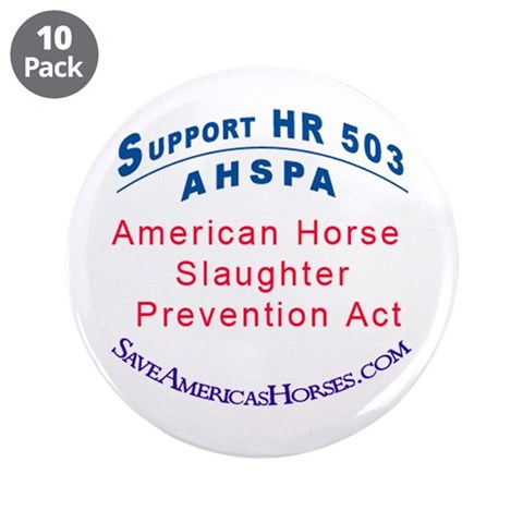 AHSPA  Pets 3.5 Button 10 pack by CafePress