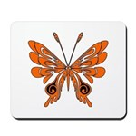 Butterfly Tattoo Mousepads personalized for your online shopping and surfing fun.