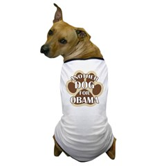 Another Dog for Obama Dog T-Shirt
