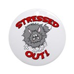 Stressed Out Ornament