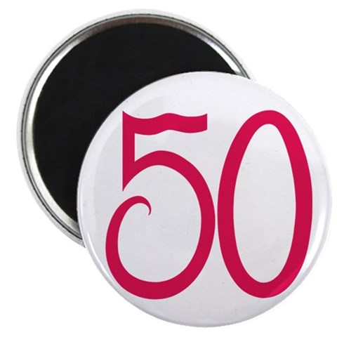 50  Family 2.25 Magnet 10 pack by CafePress