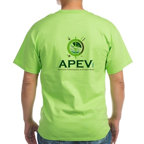 - APEV Energia Verde Cupsreviewcomplete Green T-Shirt by CafePress