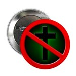 Stop Worshipping the Cross Button