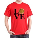 LOVE Pumpkin Pie T-Shirt