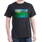 Sunny Morning Stained Glass Window T-Shirt