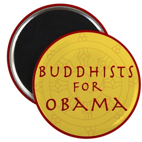 2.25quot; Magnet 10 pack Obama 2.25 Magnet 10 pack by CafePress