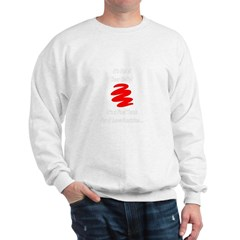 Not A Beer Belly! Sweatshirt