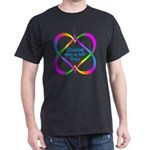 Crocheting Linking Hearts T-Shirt