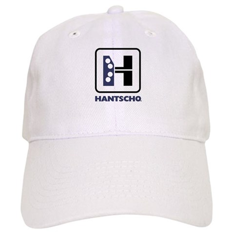 -HANTSCHO LOGO Mark Cap by CafePress