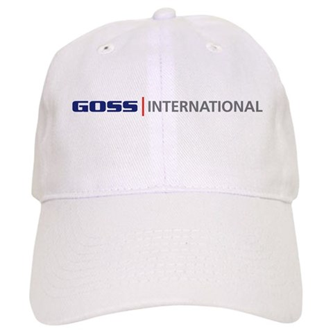 -GOSS INTERNATIONAL Sc Cap by CafePress