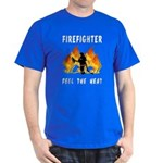 Firefighter Silhouette Dark T-Shirt