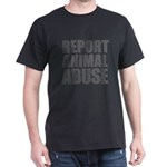 Report Animal Abuse T-Shirt