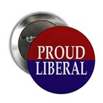 "Proud Liberal 2.25"" Button (100 pack)"