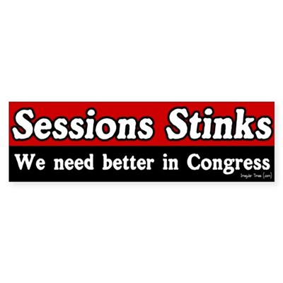 Pete Sessions Bumper Sticker