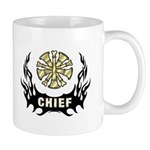 Firefighter mugs for the Fire Chief are the perfect gift idea for holidays, birthday presents and coffee lovers!