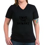 Save The Sharks For Vegan Peta T-Shirt