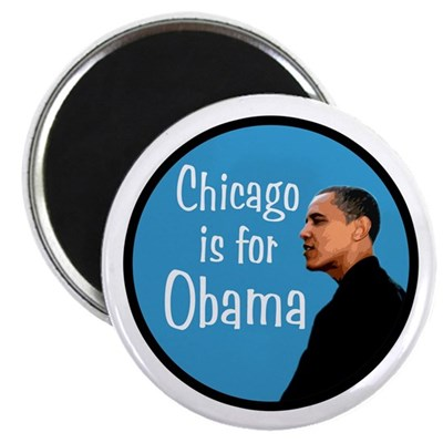 Chicago is for Obama Campaign