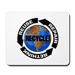 Recycling Theme Mousepad