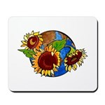 Sunflower Planet Mousepad