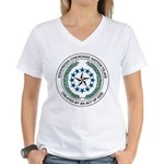 SCNT Women's V-Neck T-Shirt