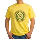 SCNT Yellow T-Shirt