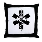 RN Nurses Throw Pillow
