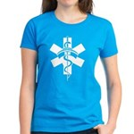 RN Nurses Women's Dark T-Shirt