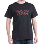 Boxing Queen Womans Mothers Mom Day T-Shirt