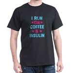 Coffee & Insulin Diabetes Awareness T-Shirt