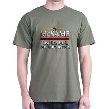 McSame Dark T-Shirt