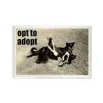Opt To Adopt Magnet