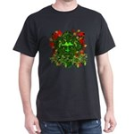 Green Man Art T-Shirt