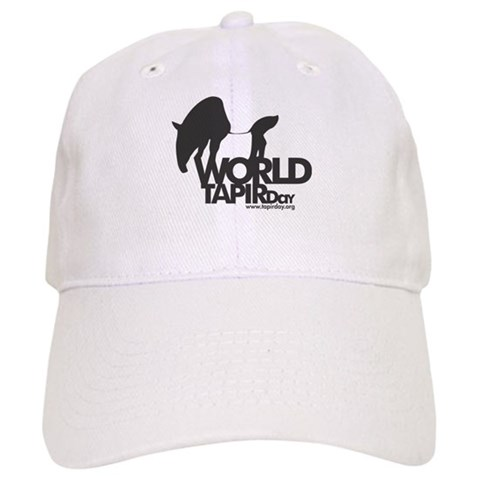 : 'World Tapir Day' Animal Cap by CafePress