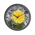 Mixed Roses Wall Clock