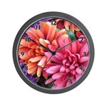 Daisy Close Up Wall Clock