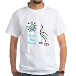 Save Our Planet White T-Shirt