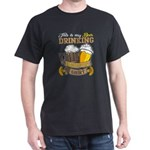 This Is My Beer Drinking Barbecuing Shirt T-Shirt