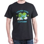This Kid Loves Earth T-Shirt