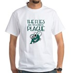 The Flies are My Favorite Plague - Pesach T-Shirt