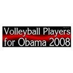 Volleyball Players for Obama 2008
