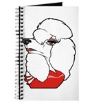 Female Poodle Journal
