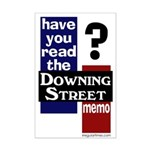 Downing Street Memo (11x17 Poster)