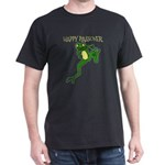 Happy Passover Frog Design Funny Passover T-Shirt