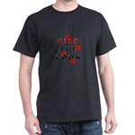 Kiss the Cook Design T-Shirt