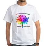 Autism Rainbow Tree Shirt