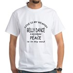 Belly dance Is My Religion Shirt