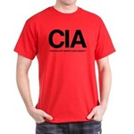CIA CHOCOLATE INSPECTION AGENCY T-Shirt