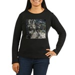 Remains Of The Old Cemetery Long Sleeve T-Shirt
