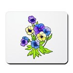 Flower Gift Mousepad