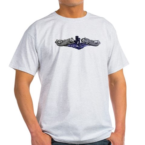 Product Image of Silver Submariner Dolphins Light T-Shirt